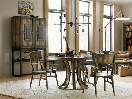 Hooker Furniture American Life - Crafted Dining Room Set HOO165475203DKW1SET2
