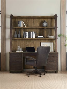 Hooker Furniture American Life-crafted Home Office Set HOO165410464DKW1SET