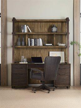 Hooker Furniture American Life - Crafted Home Office Set HOO165410464DKW1SET