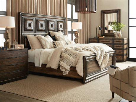 Hooker Furniture American Life - Crafted Bedroom Set HOO165490250DKW1SET