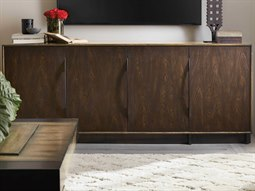 American Life - Crafted Dark Wood TV Stand