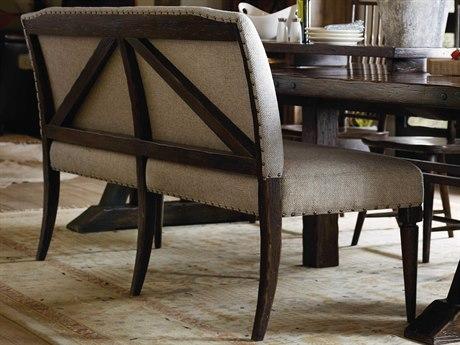 Hooker Furniture American Life - Roslyn County Dark Wood Side Dining Chair