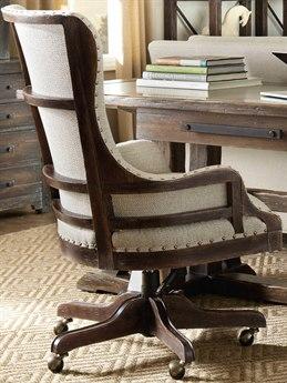 Hooker Furniture American Life - Roslyn County Dark Wood Executive Chair HOO161830220DKW