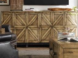 American Life - Roslyn County Medium Wood TV Stand