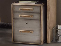 American Life - Urban Elevation Light Maple File Cabinet