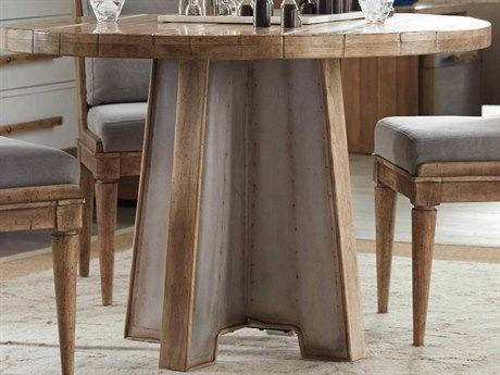 Hooker Furniture American Life - Urban Elevation Light Maple 44'' Wide Round Dining Table