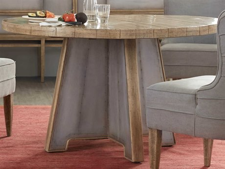 Hooker Furniture American Life - Urban Elevation Light Maple 54'' Wide Round Dining Table