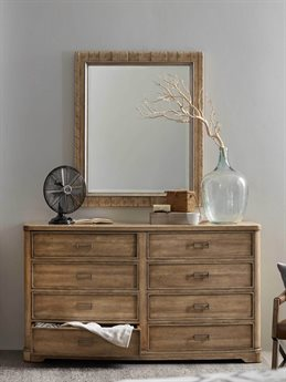 Hooker Furniture American Life-urban Elevation Double Dresser with Mirror