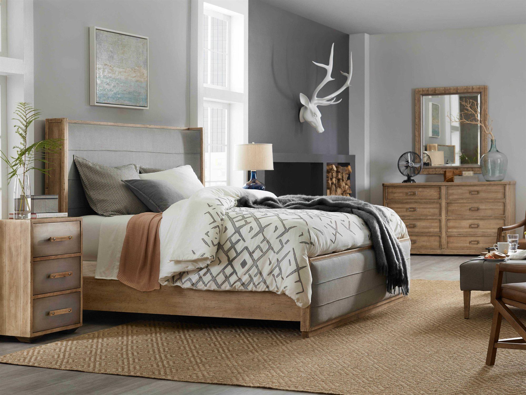 Hooker Furniture American Life - Urban Elevation Bedroom Set