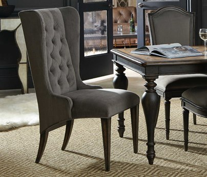 Hooker Furniture Arabella Deep Fog / Gray Side Dining Chair