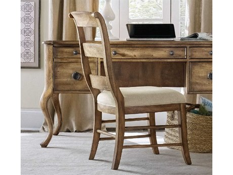 Hooker Furniture Archivist Toffee Dining Side Chair (Sold In 2)