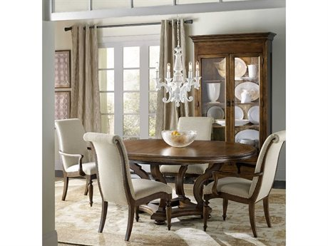 Hooker Furniture Archivist Dining Room Set HOO544775203SET1