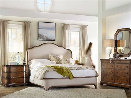 Hooker Furniture Archivist Bedroom Set