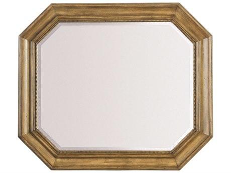 Hooker Furniture Archivist Toffee 37''W X 43''H Portrait Mirror HOO544790008TOFFEE