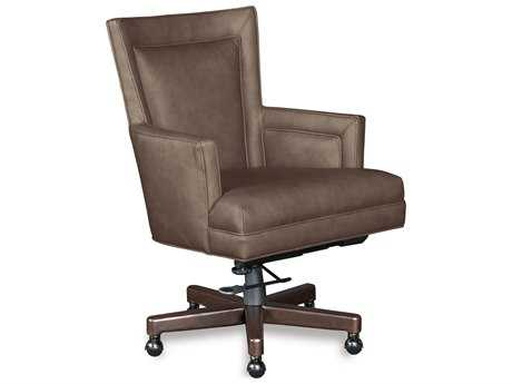 Hooker Furniture Aspen Lendo Natchez Brown Executive Chair HOOEC447084