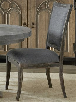 Hooker Furniture Beaumont Grays / Vesper Slate Side Dining Chair