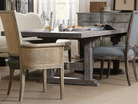 Hooker Furniture Beaumont Gray 84'' Wide Rectangular Dining Table