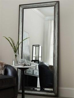 Hooker Furniture Beaumont Dark Wood Floor Mirror