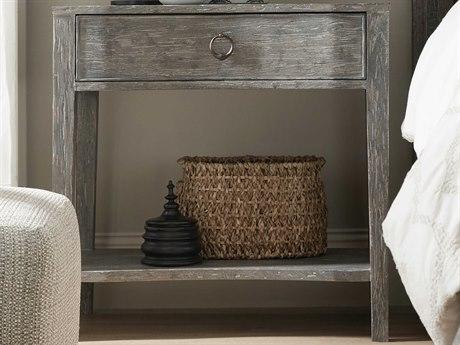 Hooker Furniture Beaumont Gray 1 Drawer Nightstand