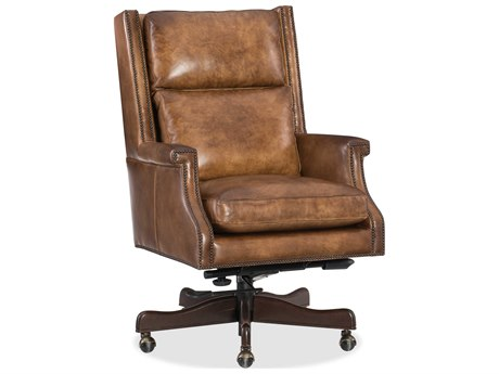 Hooker Furniture Bechett Checkmate Pawn Executive Chair HOOEC562083