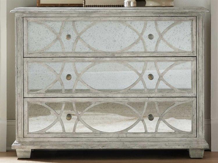 Furniture Boheme Antique Gray White Accent Chest 5750 50002 Ltwd