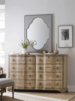 Hooker Furniture Boheme 8 Drawers and up Double Dresser