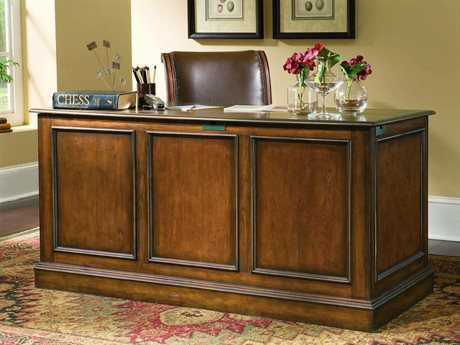 Hooker Furniture Brookhaven Home Office Set HOO28110401SET