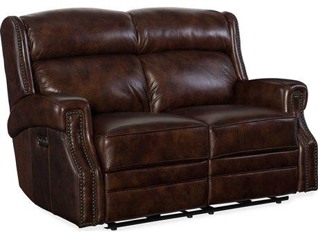 Hooker Furniture Ms Chocolate Loveseat Sofa