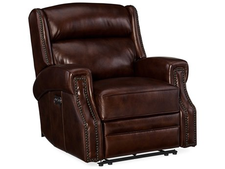 Hooker Furniture Carlisle Chocolate Recliner Chair
