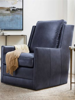 Hooker Furniture Cc Smooth Move Indigo Keever Swivel Chair
