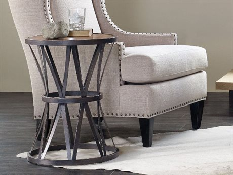 Hooker Furniture Chadwick 18'' Wide Round End Table HOO543480116