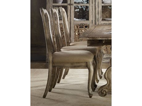Hooker Furniture Chatelet Splatback Paris Vintage Dining Side Chair HOO535075410
