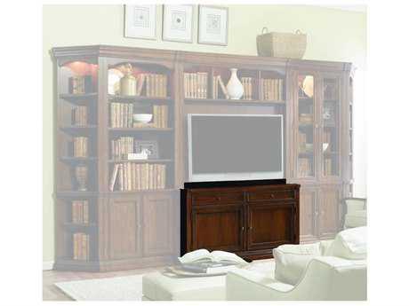 Hooker Furniture Cherry Creek Lightly Distressed Medium Brown 54''L x 24''W Rectangular Entertainment Console HOO25870454
