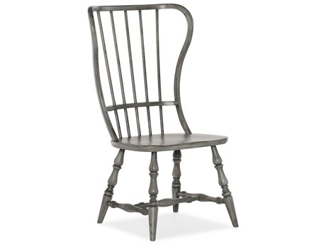 Hooker Furniture Ciao Bella Gray Side Dining Chair (Sold in 2)