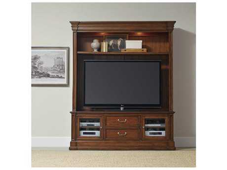Hooker Furniture Clermont Medium Wood Entertainment Center HOO527170202