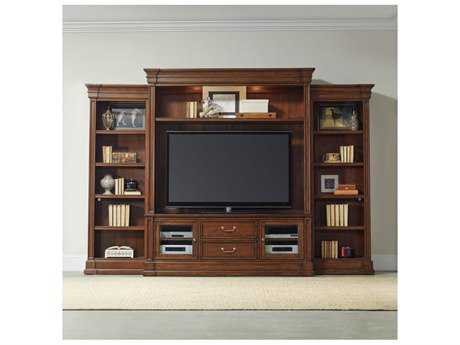 Hooker Furniture Clermont Medium Wood Entertainment Center HOO527170222