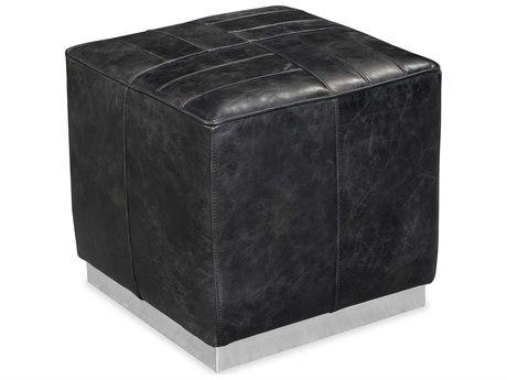 Hooker Furniture Co Chrome Ottoman HOOCO457096