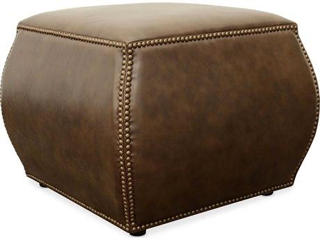 Hooker Furniture Co Karen Caramel Ottoman
