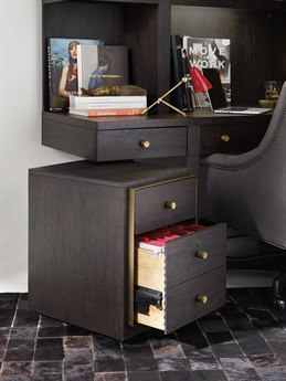 Hooker Furniture Curata Midnight Mobile File