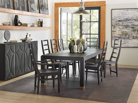 Hooker Furniture Curata Dining Room Set HOO160075200ADKWSET