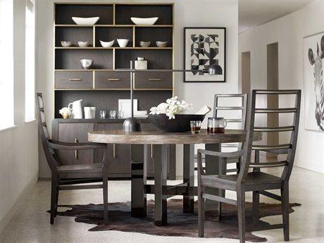 Hooker Furniture Curata Dining Room Set HOO160075201MWDSET