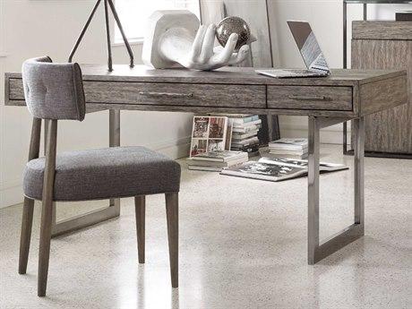 Hooker Furniture Curata Medium Greige 68''W x 28''D Rectangular Secretary Desk HOO160010459MWD