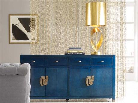 Hooker Furniture Cynthia Rowley 72''L x 19''W Curiosity Credenza HOO158675900BL1