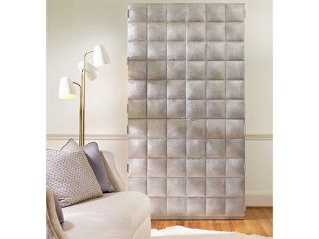 Hooker Furniture Cynthia Rowley Silver Alchemist Bar Cabinet HOO158650011SLV2
