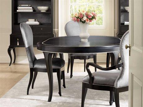 Hooker Furniture Cynthia Rowley Dining Room Set HOO158675201BLK1SET