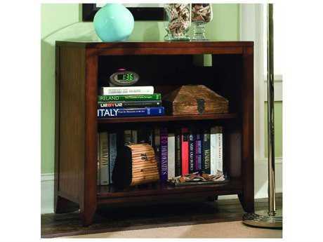 Hooker Furniture Danforth Rich Medium Brown Low Bookcase HOO38810420