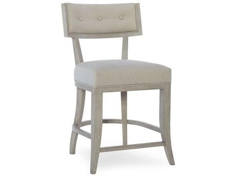 Hooker Furniture Elixir Serene Gray Beige Side Counter Height Stool