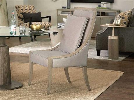 Hooker Furniture Elixir Serene Gray Beige Side Dining Chair