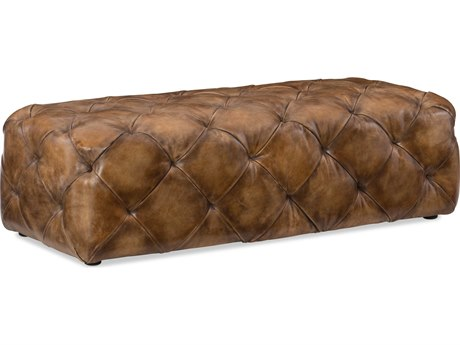 Hooker Furniture Ethan Bedford Goldington Decorative Ottoman HOOCO394085