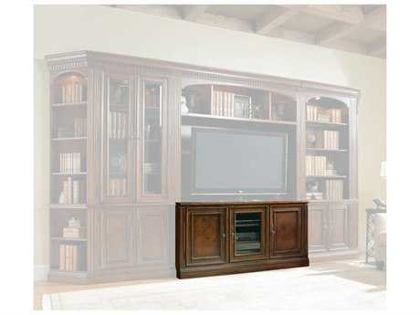 Hooker Furniture European Renaissance Ii Dark, Rich Brown Finish With Some Physical Distressing TV Stand HOO37455482